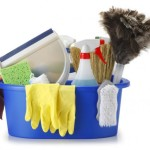A Crazy Mama's Guide To Spring Cleaning