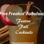 Freakin' Fabulous Festive Fall Cocktails