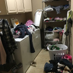 The Laundry Disaster