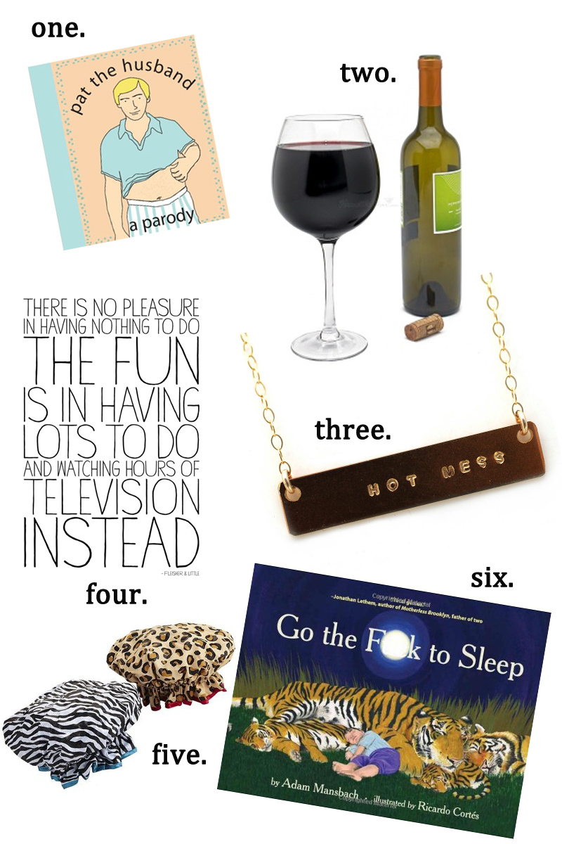 A Gift Guide Crazy Mama Edition